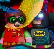 'The LEGO Batman Movie' Trailer Has The Dark Knight Hilariously Raising Robin