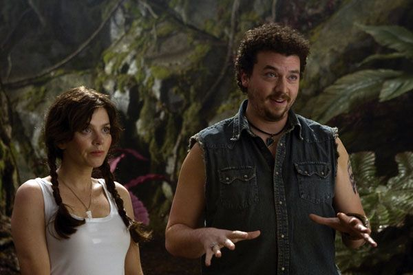 Danny McBride Exclusive Video Interview LAND OF THE LOST ...