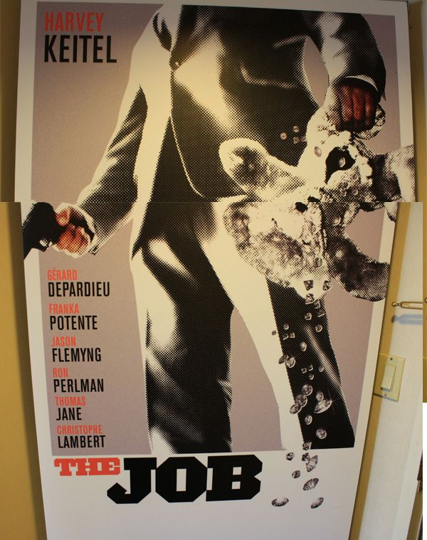 The Job promo movie poster AFM 2009 collider.com.jpg