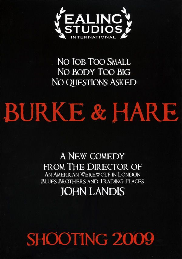 Burke and Hare promo movie poster AFM 2009.jpg