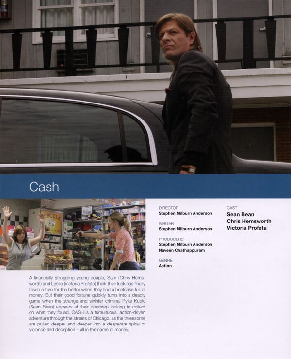 Cash promo movie poster AFM 2009 Sean Bean 1.jpg