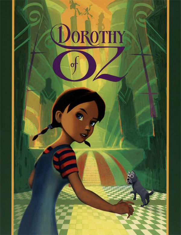 Dorothy of Oz promo movie poster AFM 2009.jpg