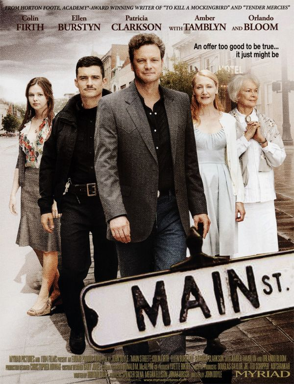 Main St. promo movie poster AFM 2009.jpg