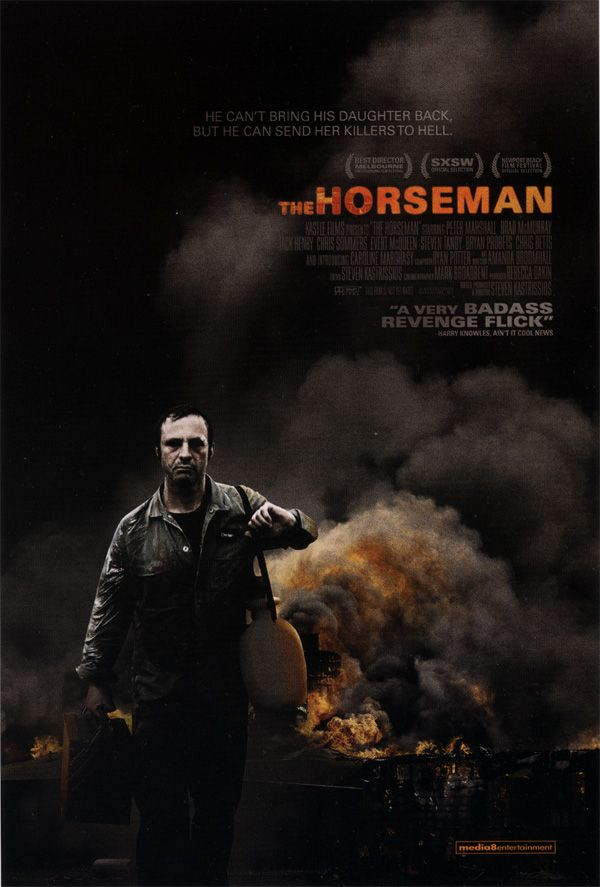 The Horseman promo movie poster AFM 2009.jpg