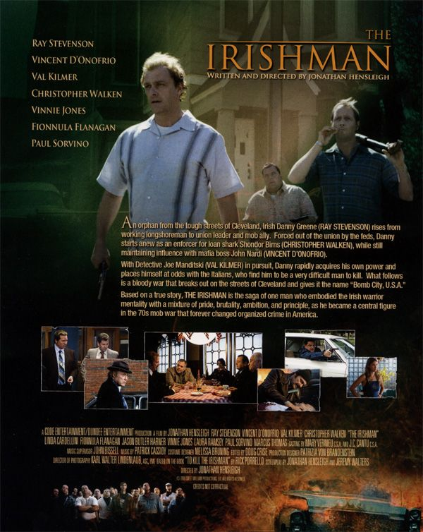 afm coverage  posters and synopses for burke and hare  electric slide  irishman  effie  main st