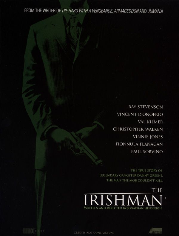 The Irishman promo movie poster AFM 2009.jpg