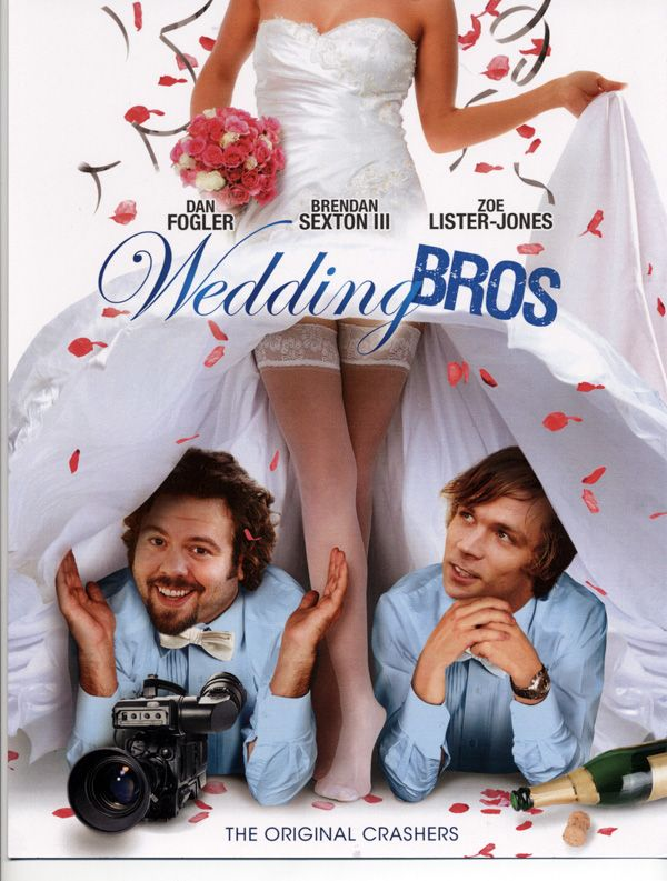 Wedding Bros promo movie poster AFM 2009.jpg