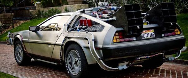 Perfect replica of back to the future delorean for sale minus back to the future delorean time machine sliceg solutioingenieria Gallery