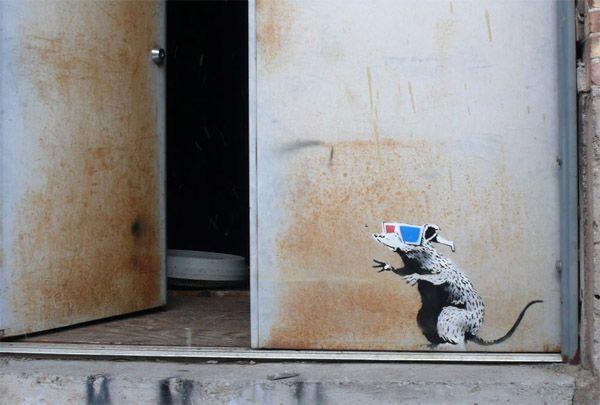 stop wars banksy