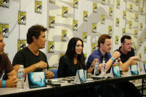 Jonah Hex cast - megan fox comic-con 2009.jpg