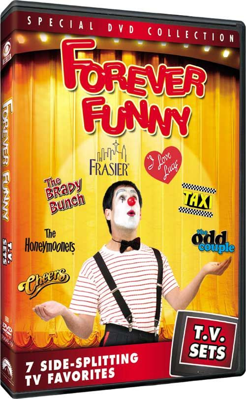 TV SETS FOREVER FUNNY DVD.jpg