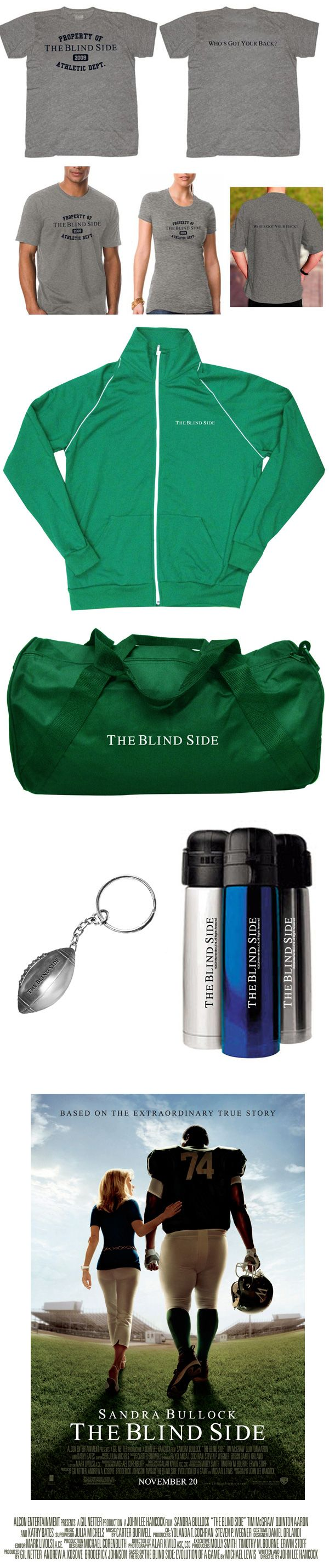 The Blind Side contest items.jpg