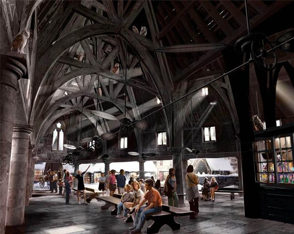 Owlery The Wizarding World of Harry Potter at Universal Orlando Resort.jpg