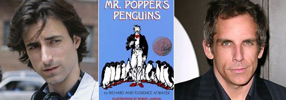 Noah Baumbach and Ben Stiller to reunite for MR. POPPERS PENGUINS.jpg