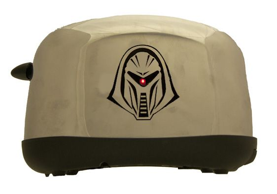 Battlestar Galactica LED toaster comic con 2009 exclusive (1).jpg