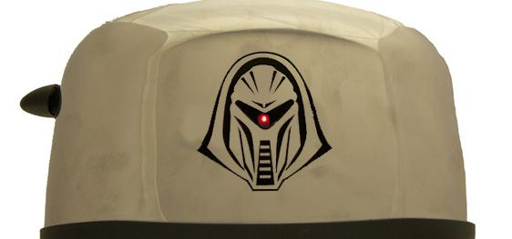 Battlestar Galactica LED toaster comic con 2009 exclusive.jpg