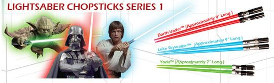 Kotobukiya Star Wars Lightsaber Chopsticks slice.jpg