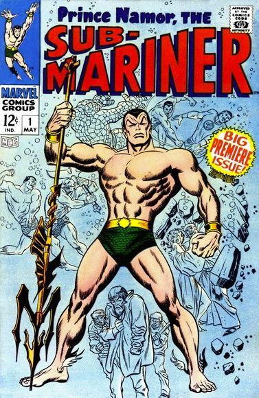 The Sub-Mariner movie