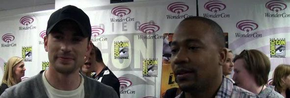 Chris Evans and Columbus Short Video Interview THE LOSERS - Wonder Con 2010.jpg