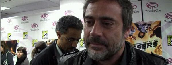 Jeffrey Dean Morgan WonderCon The Losers video interview.jpg