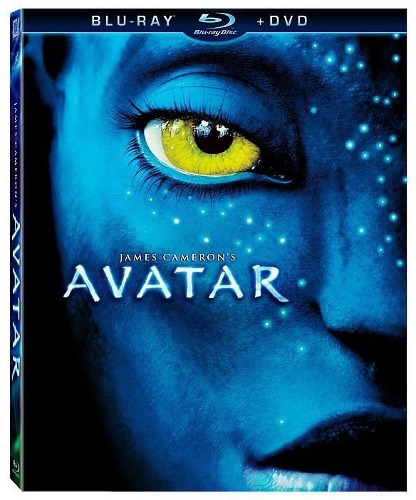 avatar dvd cover art. Blu-ray cover art. Avatar