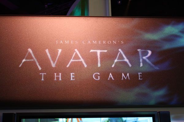 Avatar James Cameron the game logo E3 2009.jpg