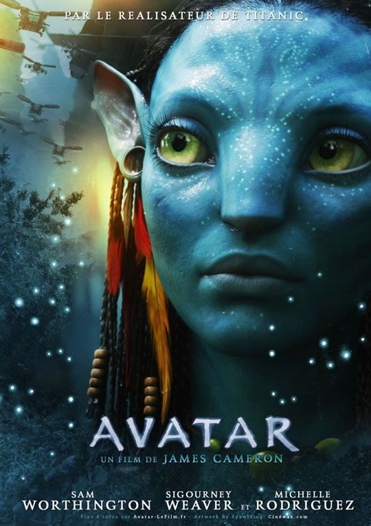 Avatar French Poster 02