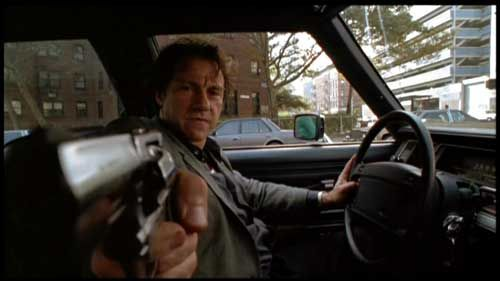 Bad Lieutenant With Gun