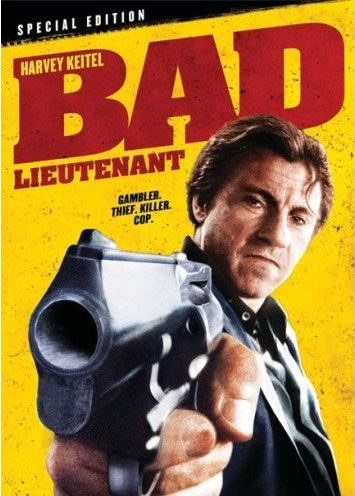 Bad Lieutenant Cover