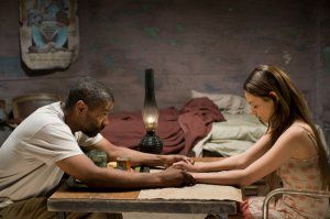 The Book of Eli movie image Denzel Washington and Mila Kunis.jpg