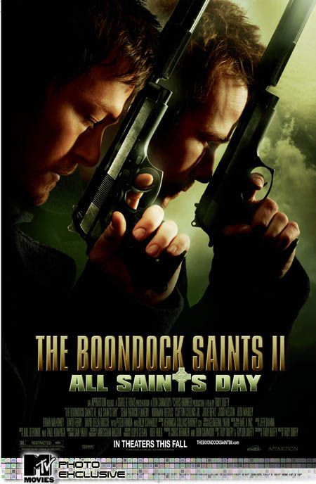 Boondocks Saints II All Saints Day movie poster.jpg