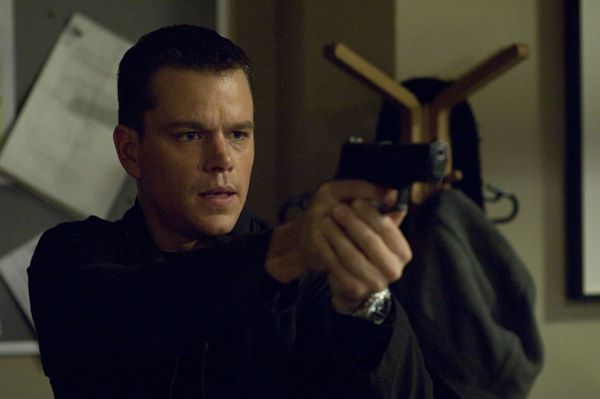 THE BOURNE IDENTITY/THE BOURNE SUPREMACY Blu-Ray/DVD ...