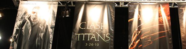 The Book of Eli movie poster, Clash of ther Titans movie poster, A Nightmare on Elm Street movie poster slice.jpg