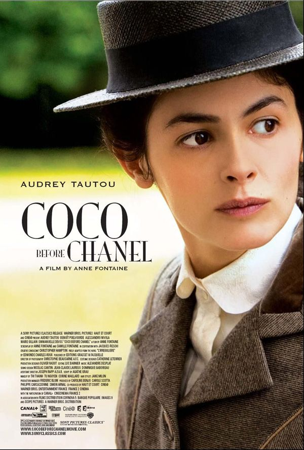 9 Movie Clips from COCO BEFORE CHANEL Starring Audrey ...