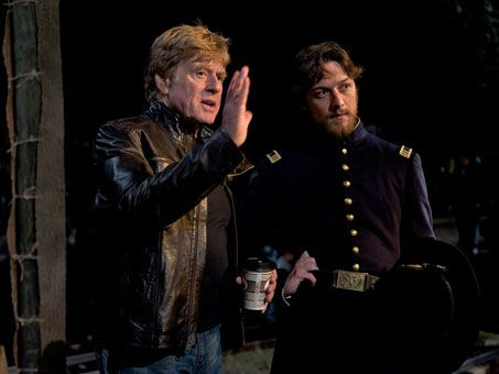 The Conspirator movie image Robert Redford James McAvoy.jpg