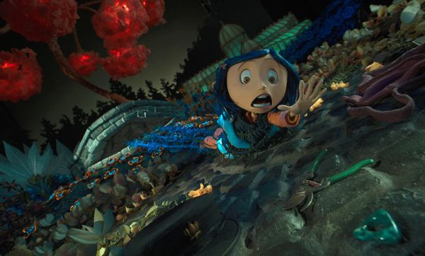CORALINE DVD Will Offer Crappy 3D Experience | Collider