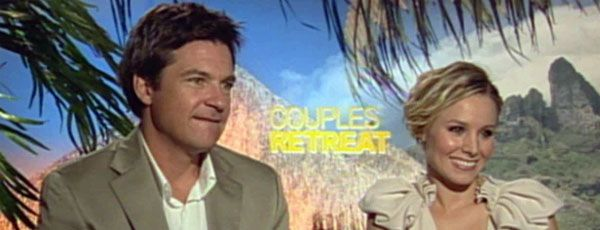Jason Bateman And Kirsten Bell Exclusive Video Interview