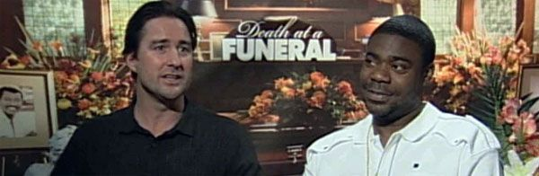 Tracy Morgan and Luke Wilson interview Death at a Funeral.jpg