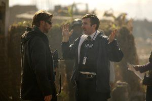 District 9 movie image Sharlto Copley and Neill Blomkamp.jpg