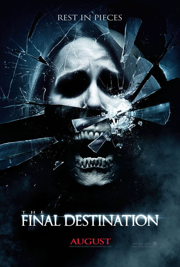 The Final Destination movie poster - Final Destination 4.jpg