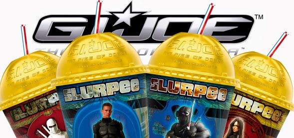 7-Eleven stores offer four 22-oz lenticular Slurpee cups in July featuring stars from the new movie G.I. Joe The Rise of Cobra -- small.jpg