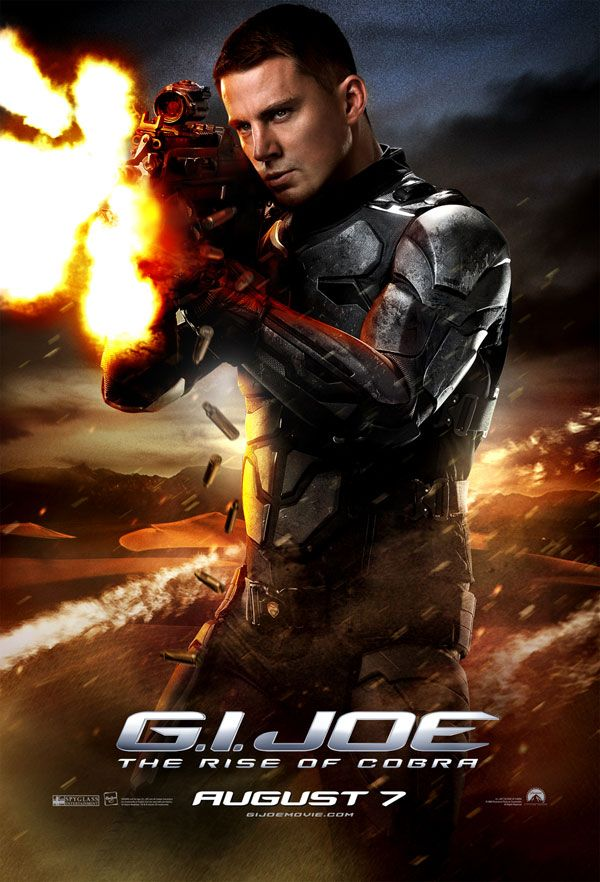 GI Joe The Rise of Cobra movie poster - DUKE.jpg