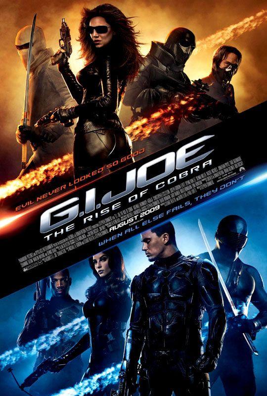 will smith movies posters. GI Joe movie poster.jpg