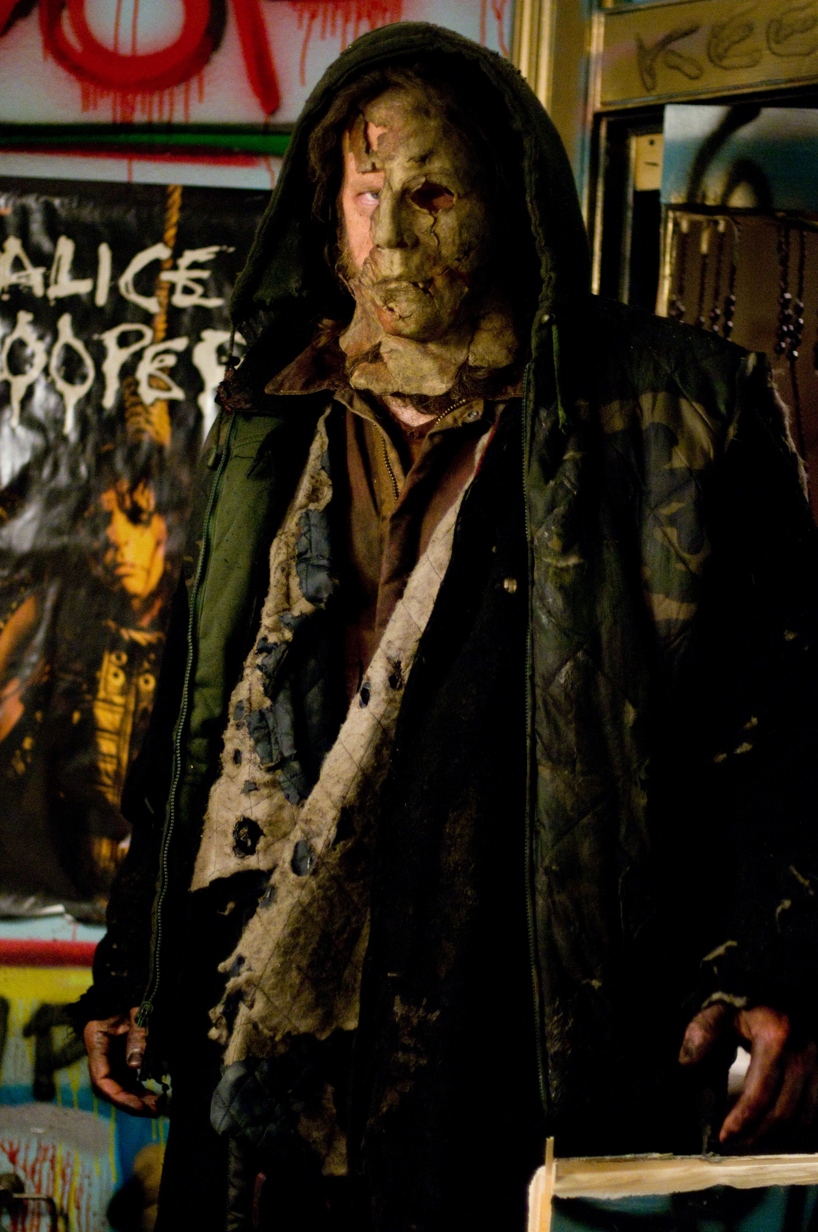 Interview With Rob Zombie Director Of Halloween 2