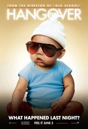 The Hangover movie poster - the baby.jpg