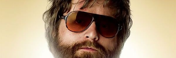 zach galifianakis hangover pictures. Zach Galifianakis now has