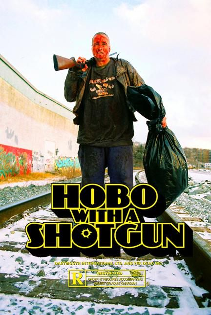 Hobo With A Shotgun Begins Shooting Today Starring Rutger