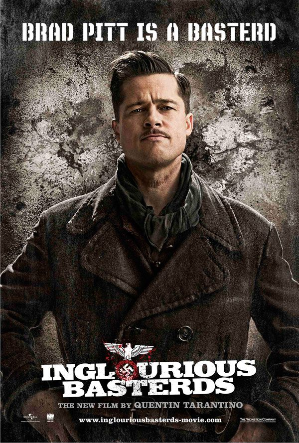 Inglourious Basterds movie poster Brad Pitt.jpg