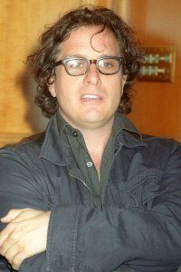 Davis Guggenheim image - It Might Get Loud press day Los Angeles.jpg
