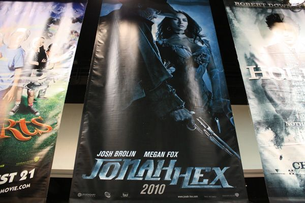 Jonah Hex movie poster comic-con 2009 Josh Brolin and Megan Fox (2).jpg
